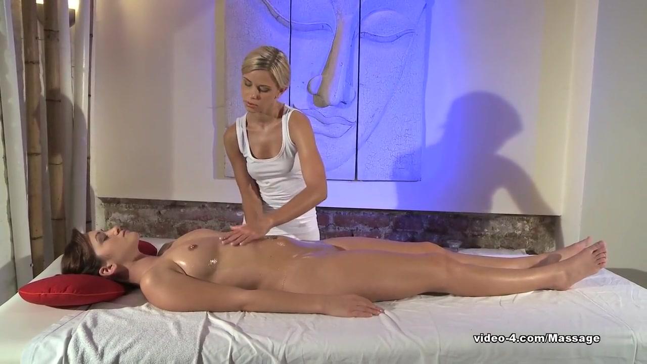 Exotic pornstar in Incredible Lesbian, Massage sex movie Cock licking cum