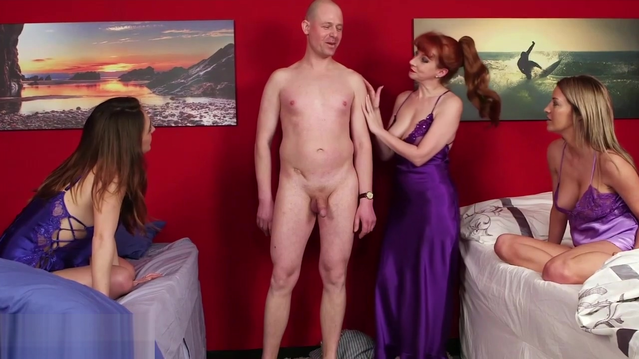 Older mistress tugs loser Pussy hairy granny