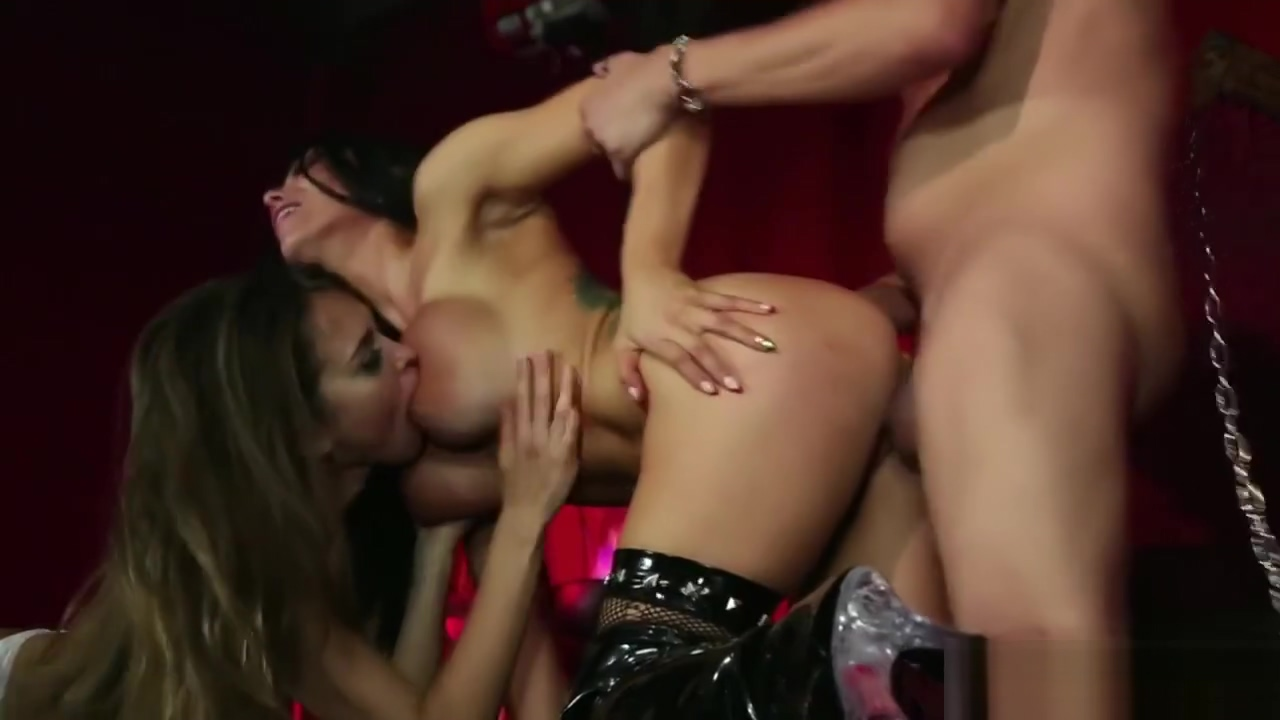 High class threesome pornstars Free naked asshole pics