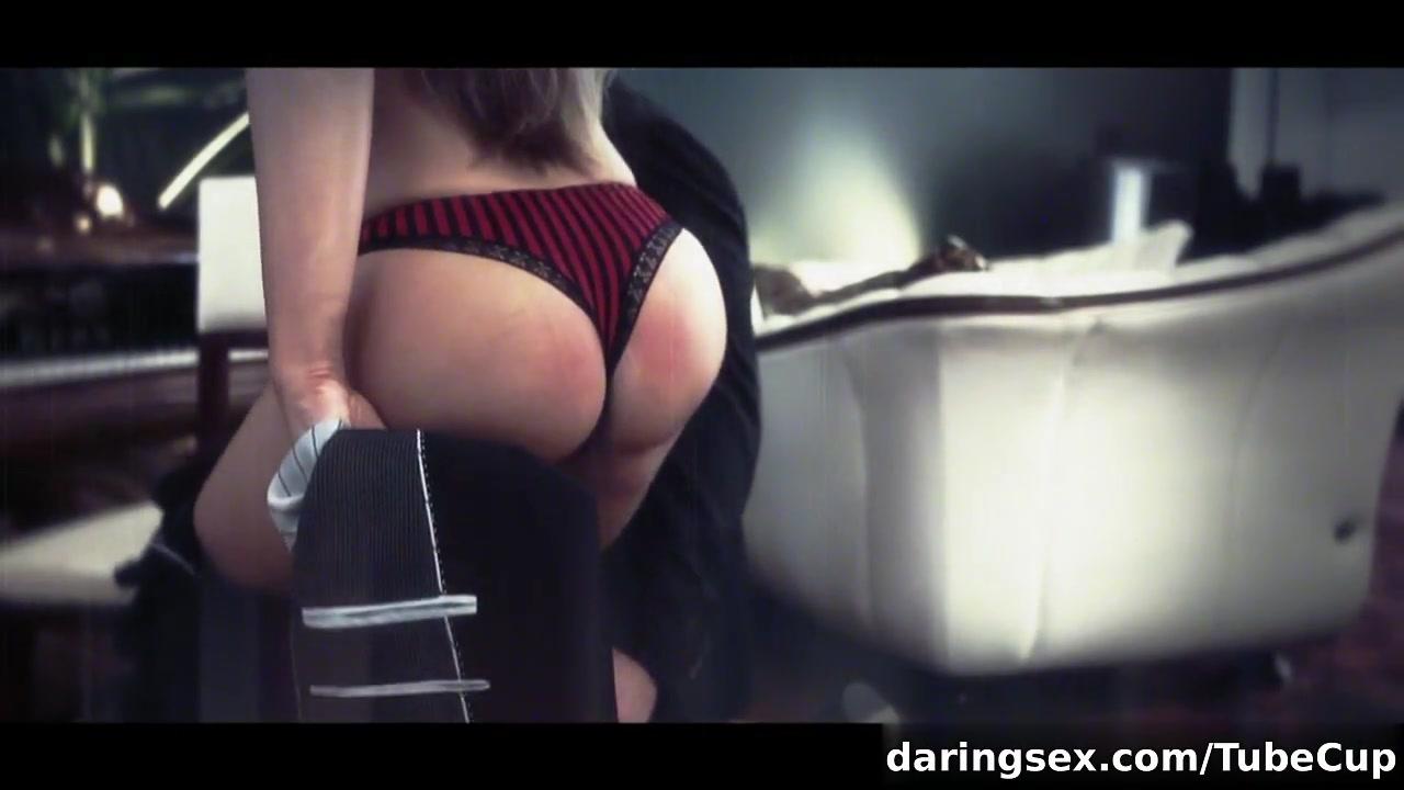Porn Base Libidious shlong riding from a smokin beauty