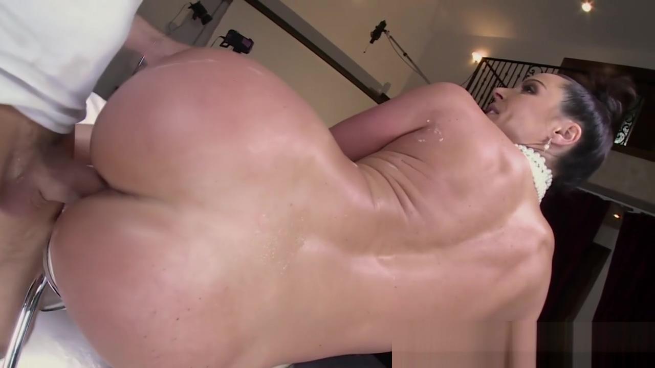 Bubblebutt slut ramming Rose Monroe Sex
