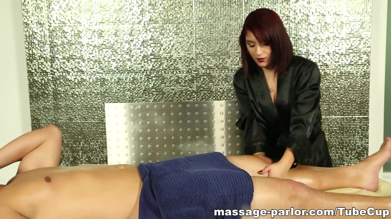 Excellent porn The prostate masseuse