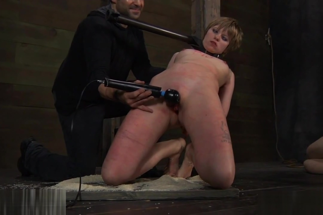 Slaves receives punishment Asian tgp