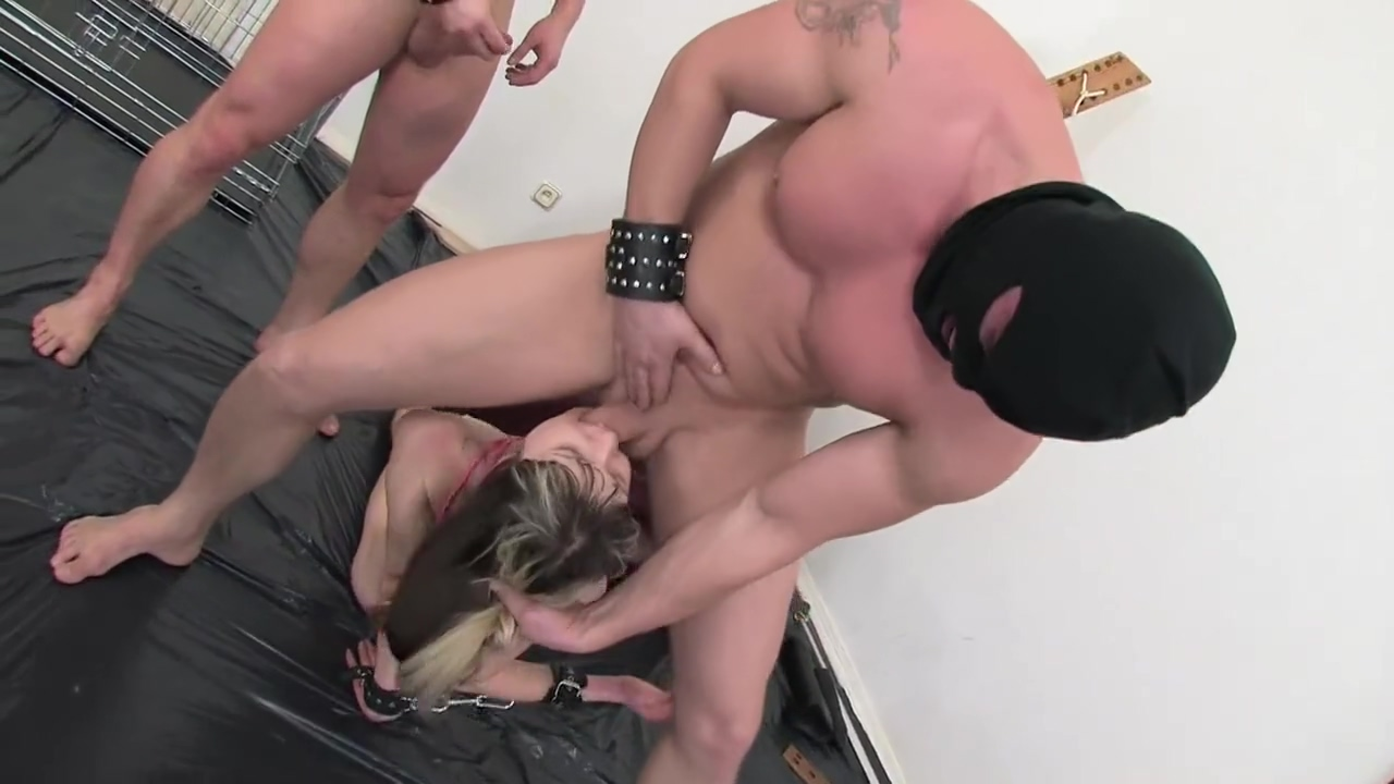 Gina Gerson and BDSM sex in the city jack rabbit