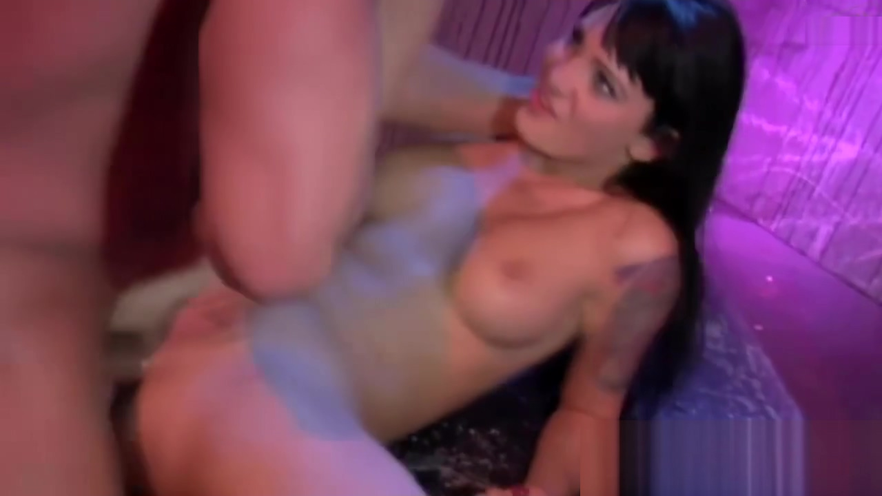 Dark haired slut gets all holes drilled Petra verkaik nude gif