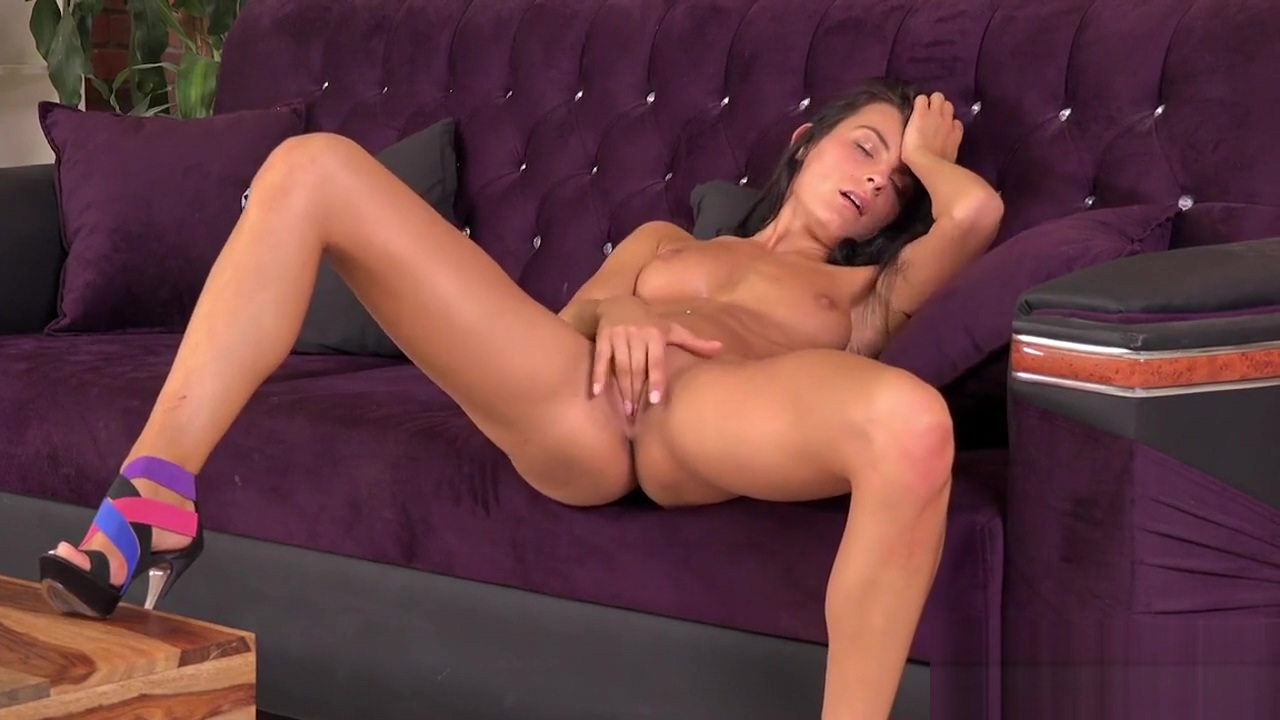 Gorgeous czech peach lexi dona fingers and cums Extreme painful orgasm