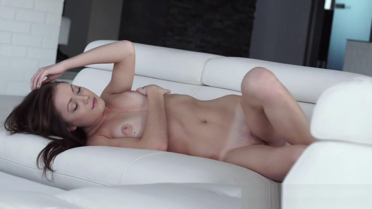 Masturbating european beauty fingers herself Female uniform porn