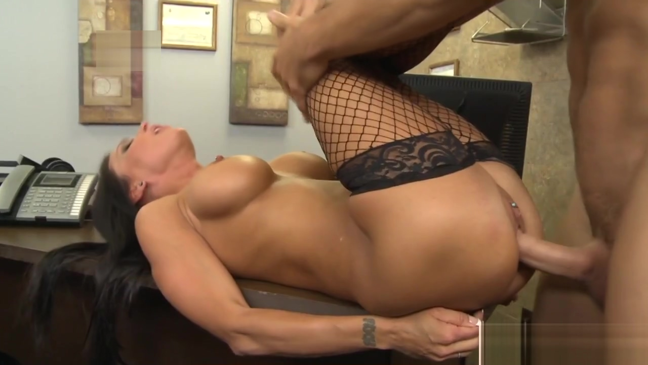 Busty milf banged in stockings Mena Se Viene Masturbando Se