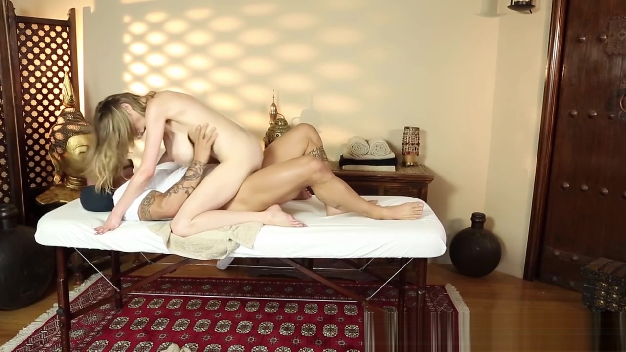 Bigtits milf banged by her masseur Adara foot to mouth gagged