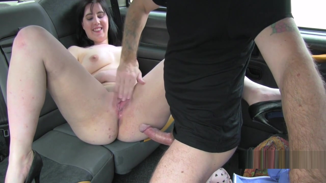 Taxi driver fuck chubby mature lady ethnicity and penis size