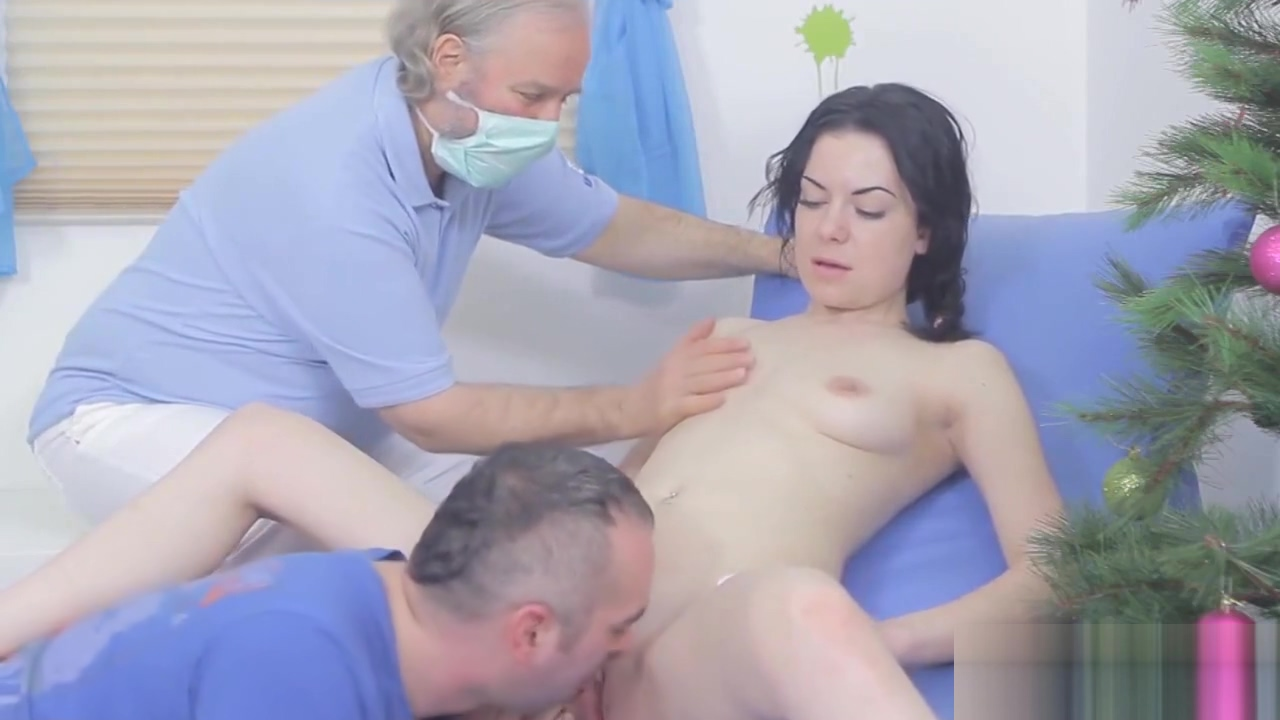 Guy assists with hymen physical and fucking of virgin girl Sister Alone In Home