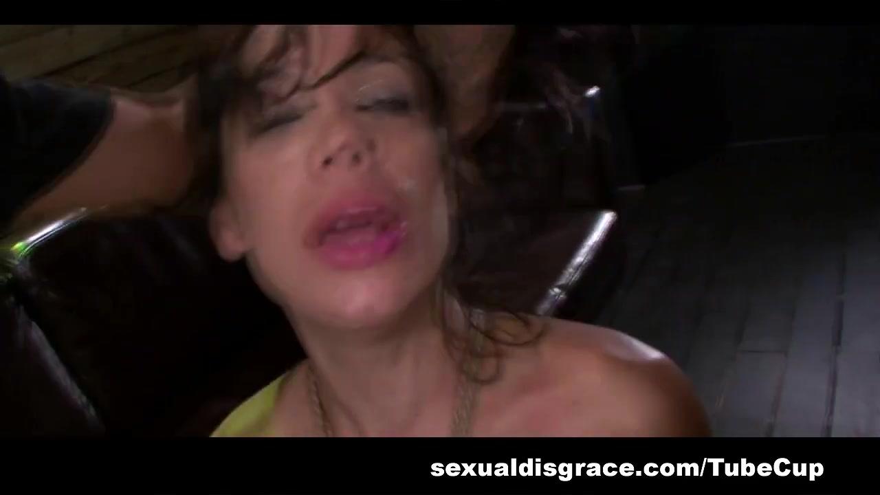 Bondage sample video clips Porn Pics & Movies