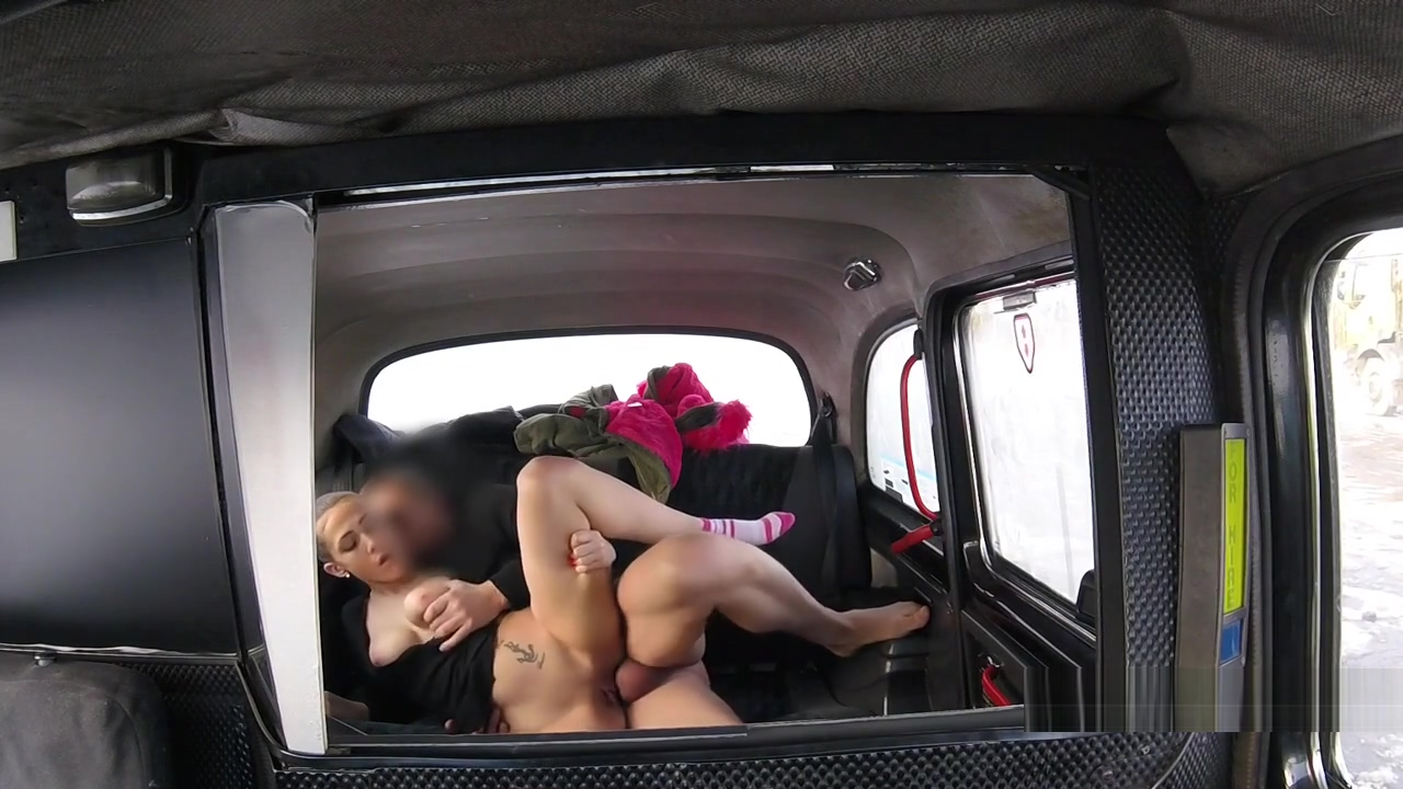 Natural busty brunette fucks in fake taxi homemade mexican girl hairy pussy