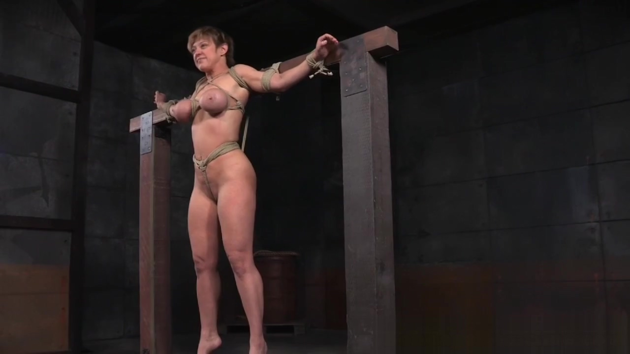 Busty sub pussytoyed while punished in bdsm hot blondes with natural big tits