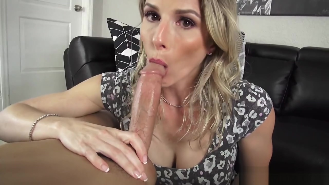 Stepson Slamms His Nubile Stepmother Cory Chase