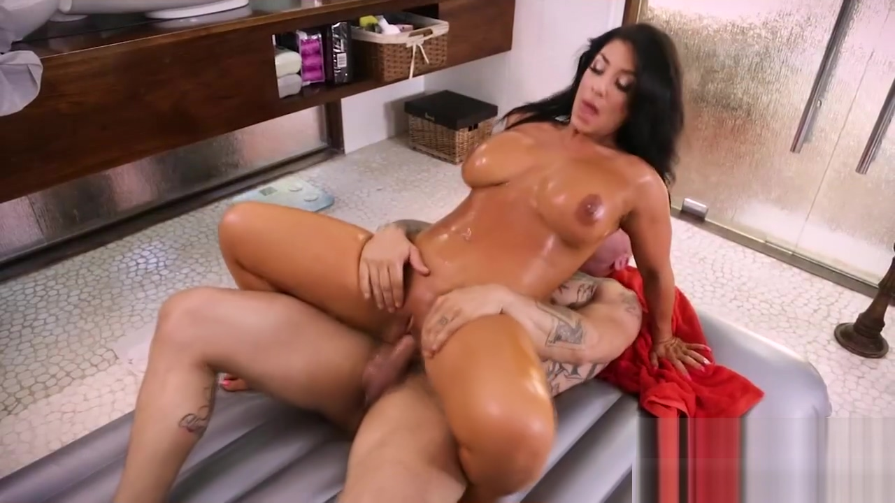 Horny and a brunette Raven fucks Derrick Bath songs for adults