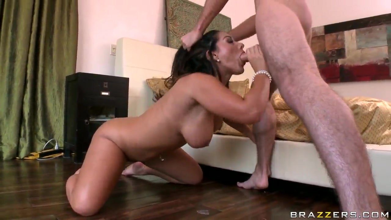 Hot big boobed Bella gets laid with James