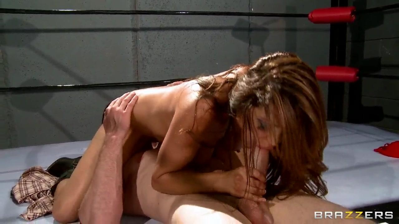 Stripper humiliates naked Milf babe