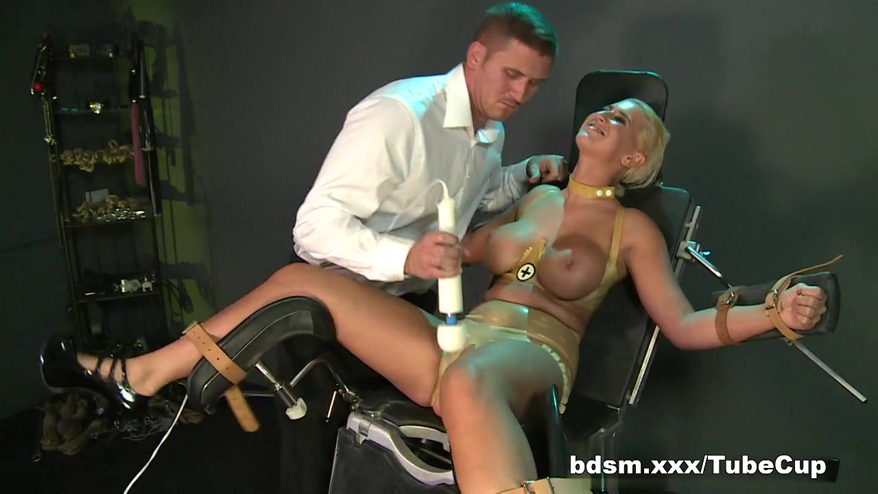 Porn tube Hugeass milf pegging her slaves tight ass