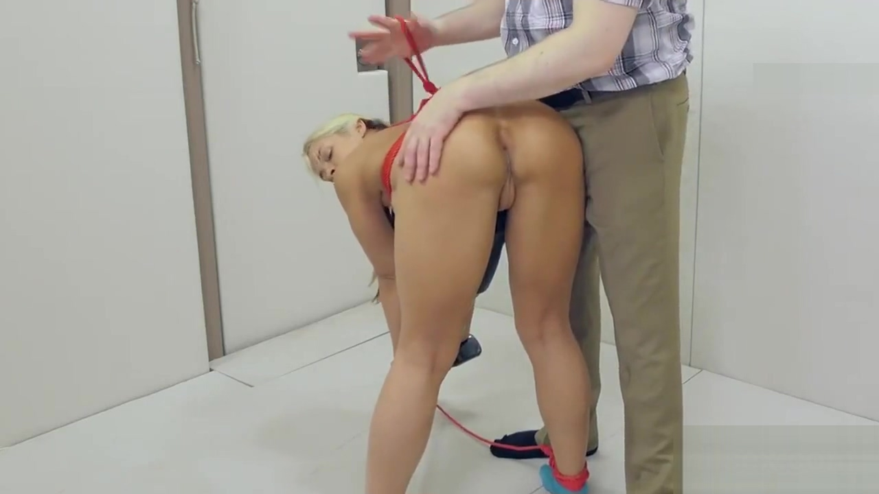 Naughty chick is taken in ass hole asylum for painful therapy male female sex videos