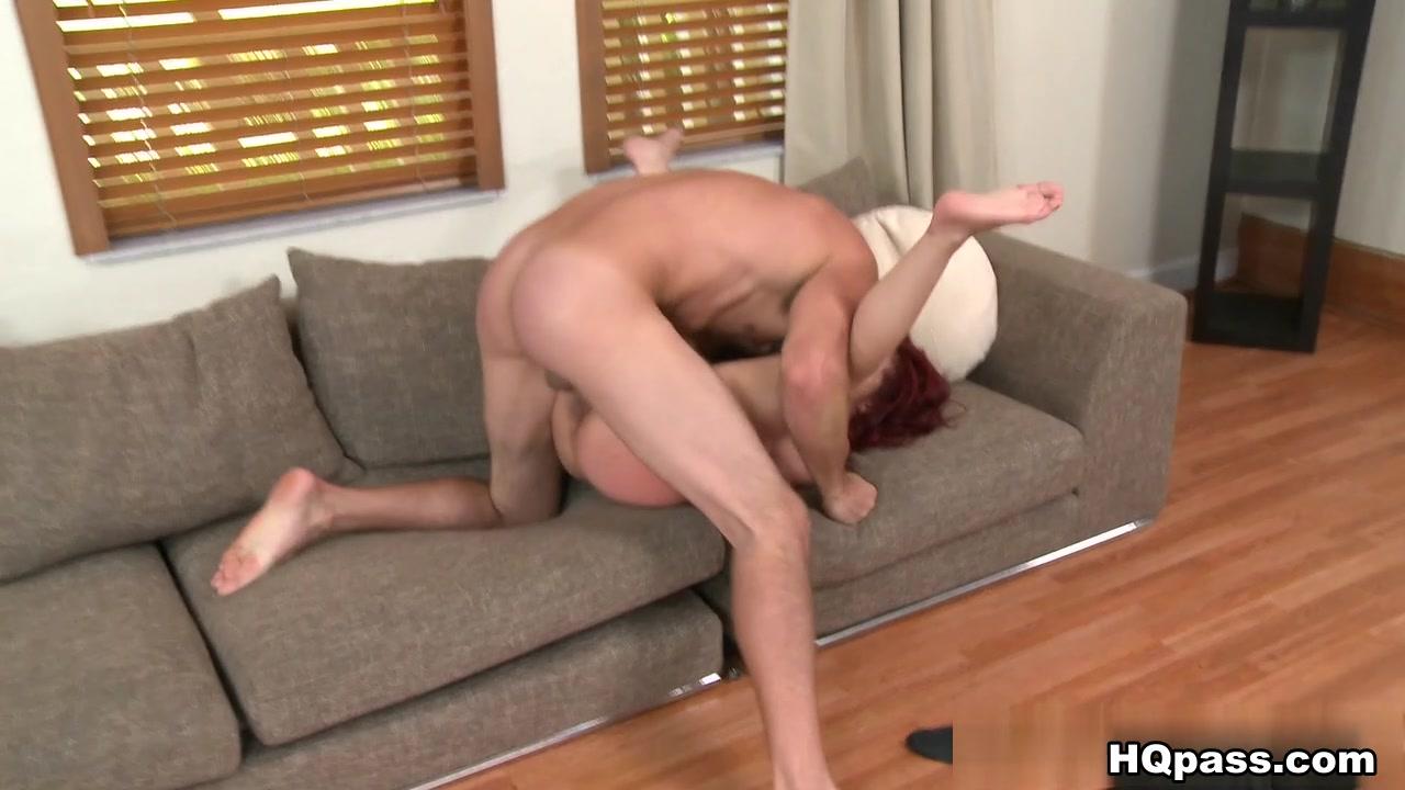 New porn Over arm tie bondage