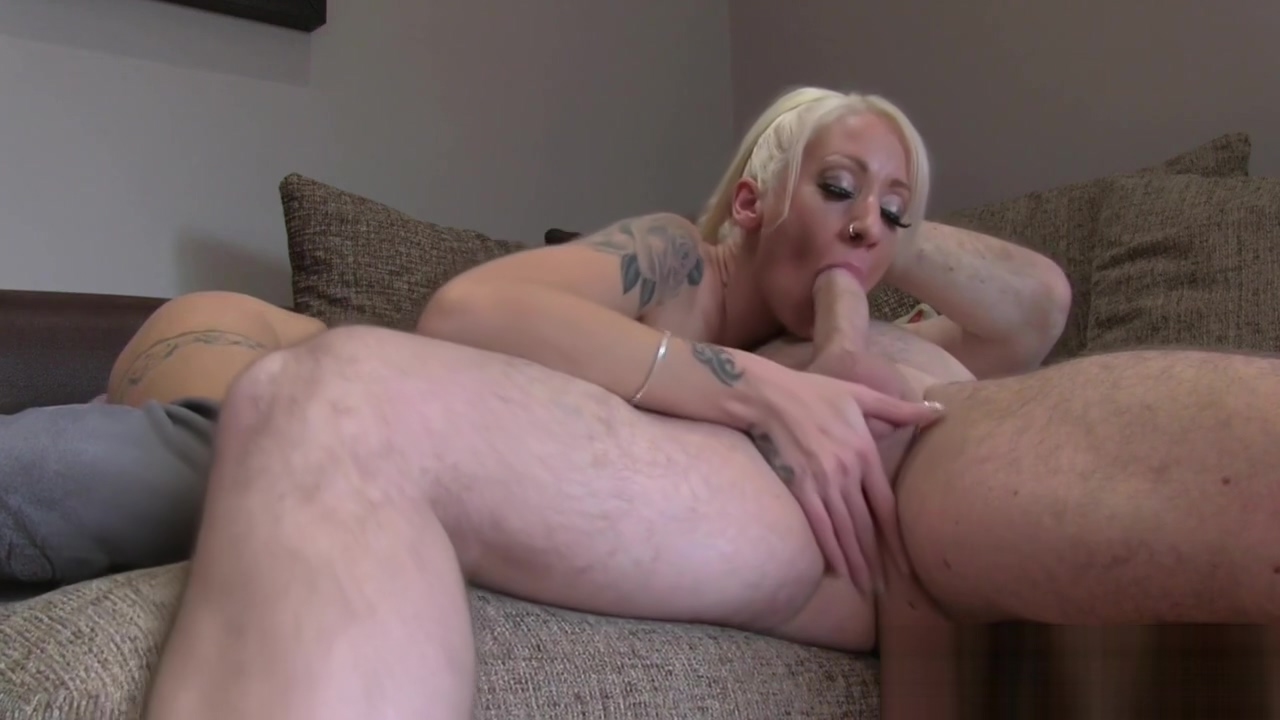 British fake agent fucks slim blonde