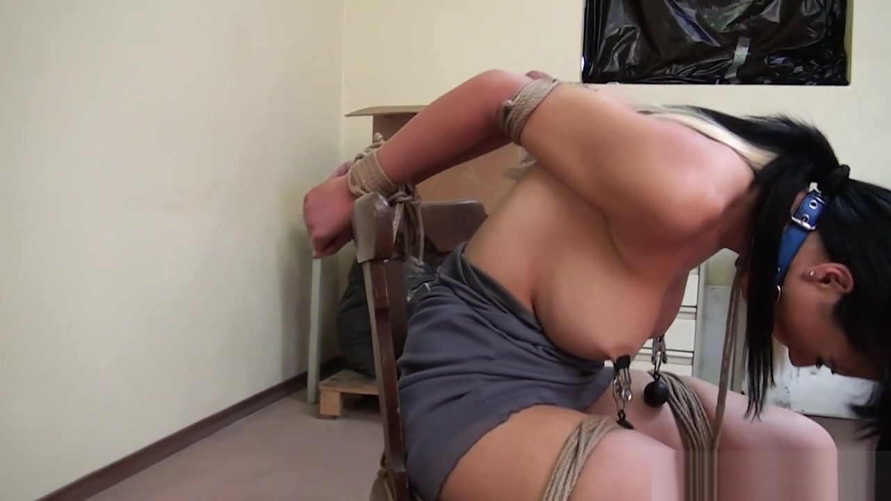 Bigtits babe humiliated and restrained