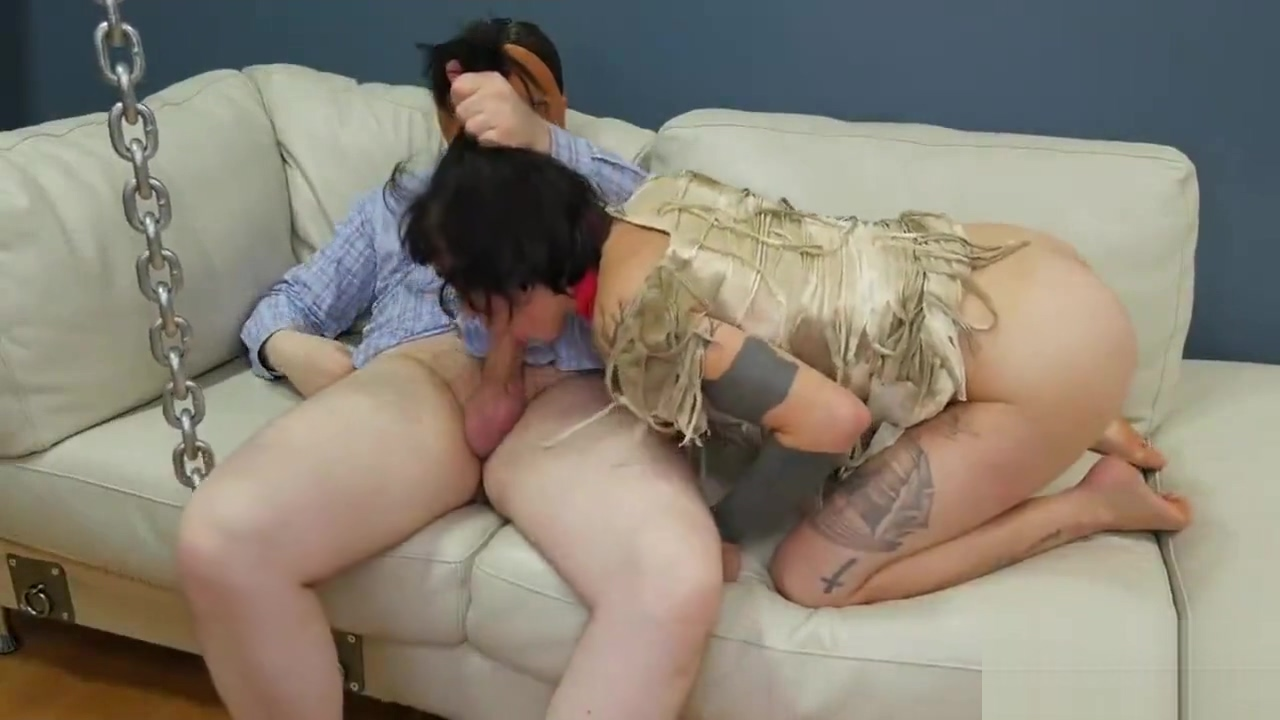 Horny sweetie is brought in anal asylum for painful therapy