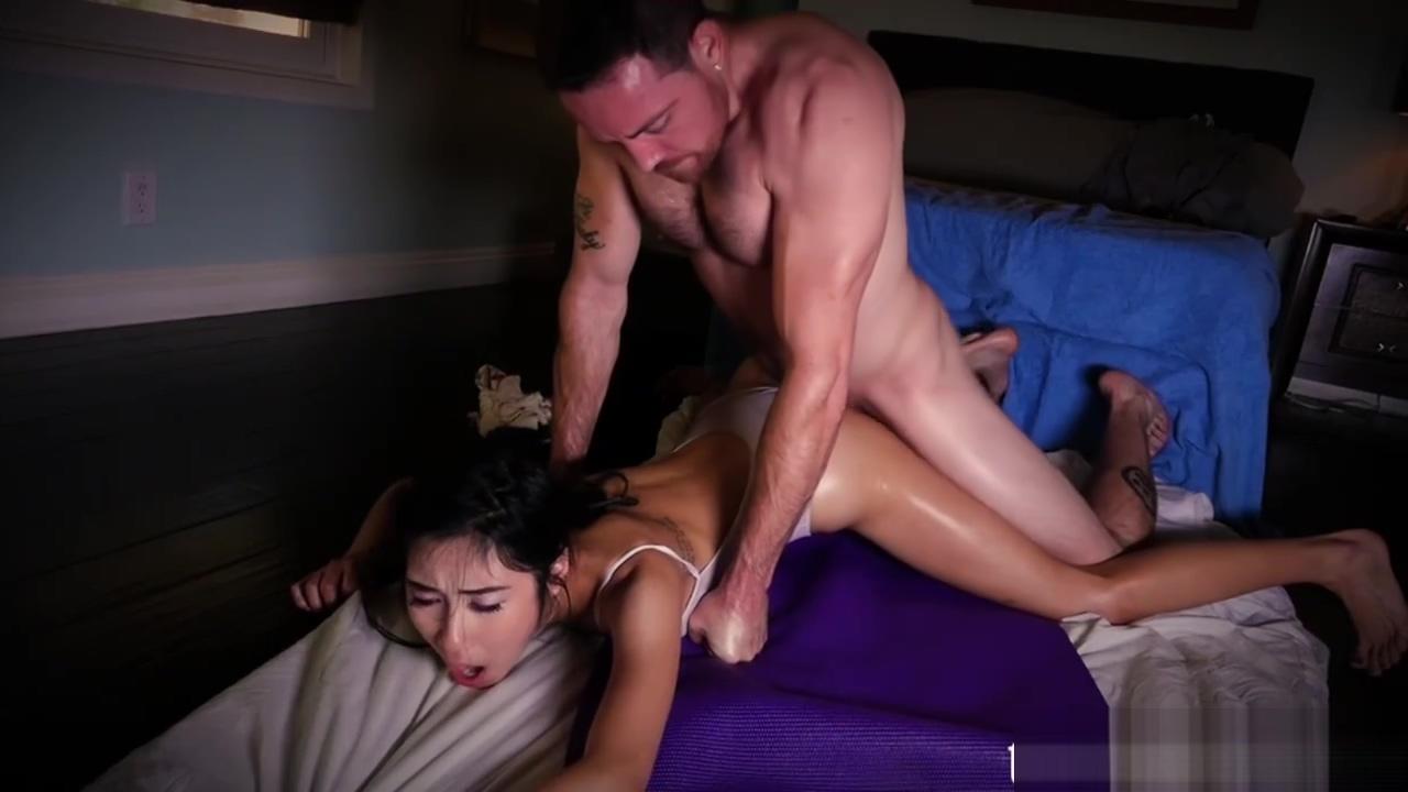 Petite Asian Eva Yi gets rammed by Romeo Price big cock