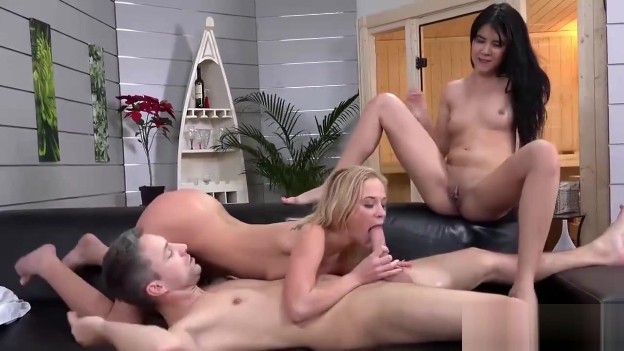 Piss hoes sharing hard dick in threesome Teen sex gfs real hardcore