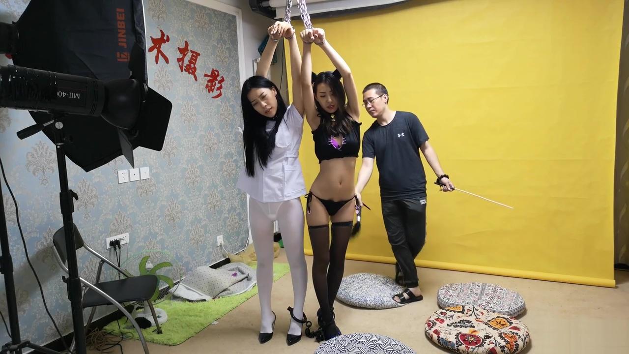 Double Chinese Bondage Free lesbian sites