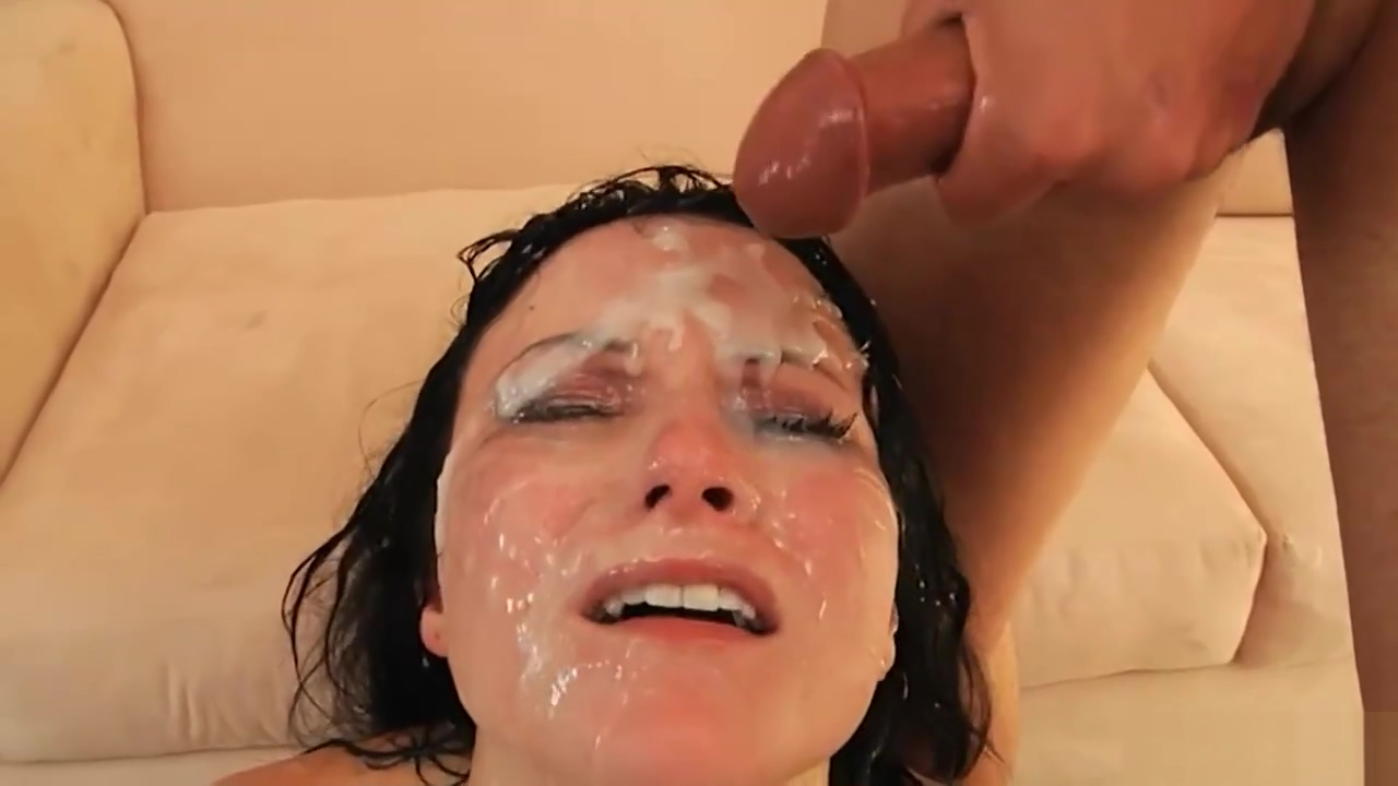 Horny Pornstar Enjoys Hardcore Bukkake videos of women wanting to be fucked
