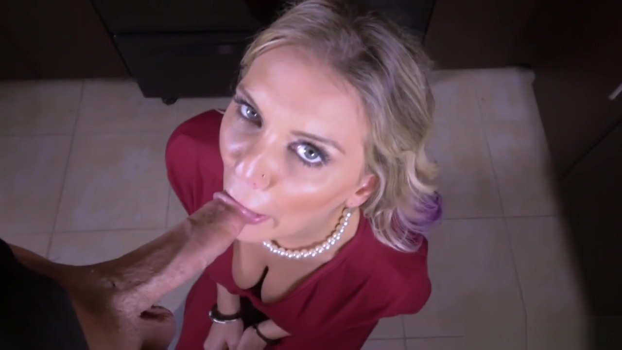 Blackmailing stepson gives a MILF stepmom a lesson Linelle chatroulette sexy in Reims