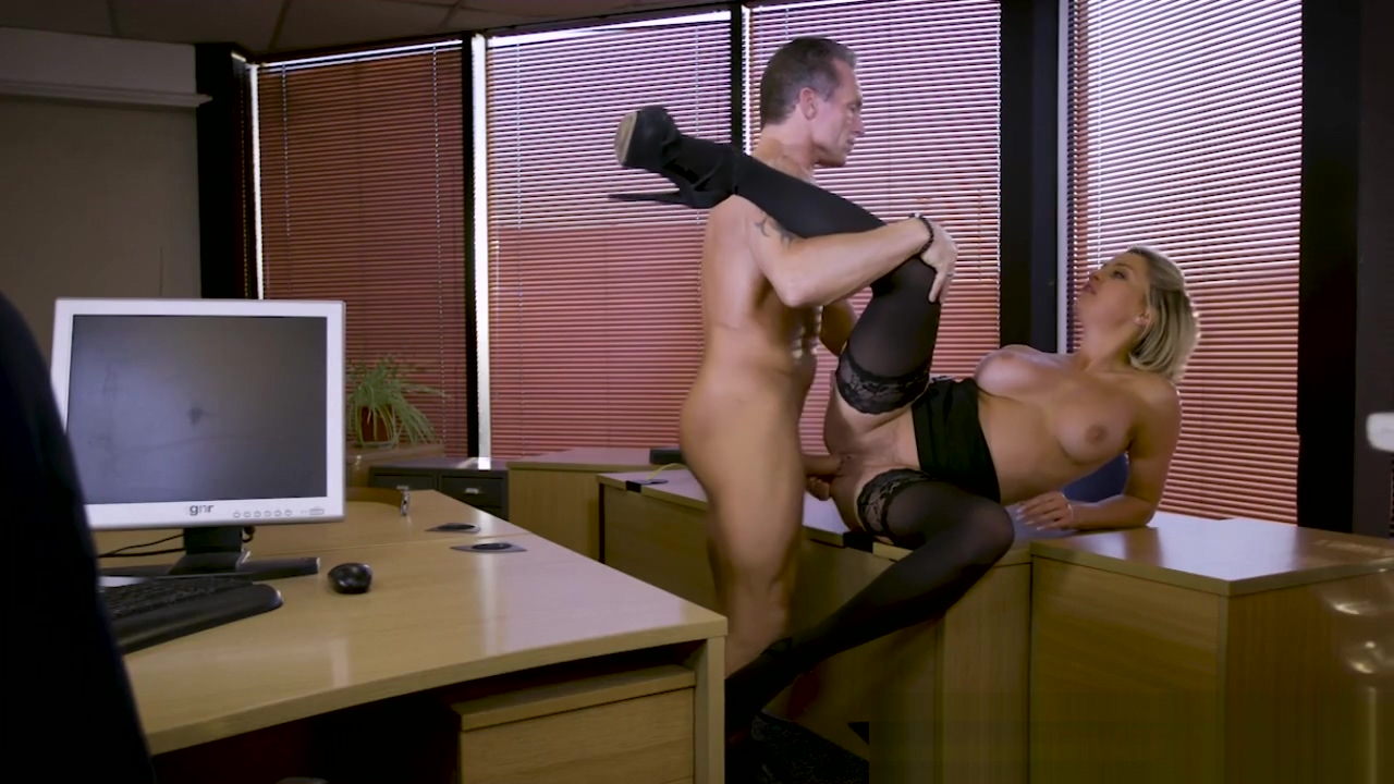 Dirty blonde centerfold eats office cock Las vegas swinger stories pictures