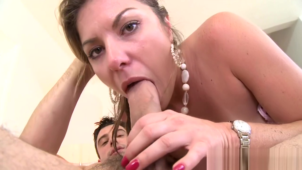 Wet and wild pussy licking Adri Anne