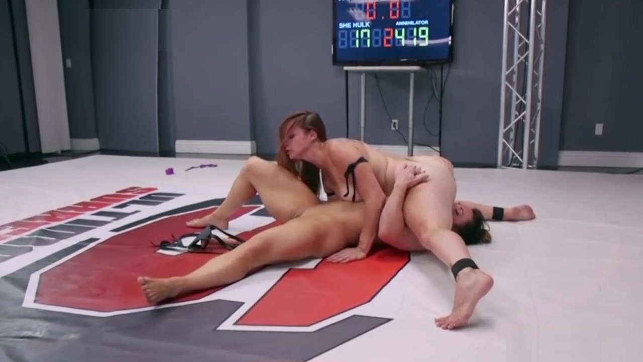 Three horny lesbians try wrestling catfight Male Stripper Party with Lesbian Girls