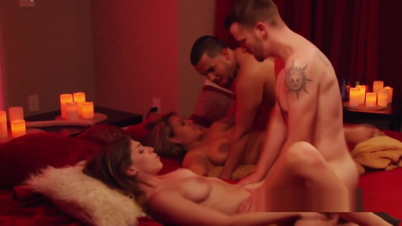 Couples go to an open swinghouse reality show on national TV