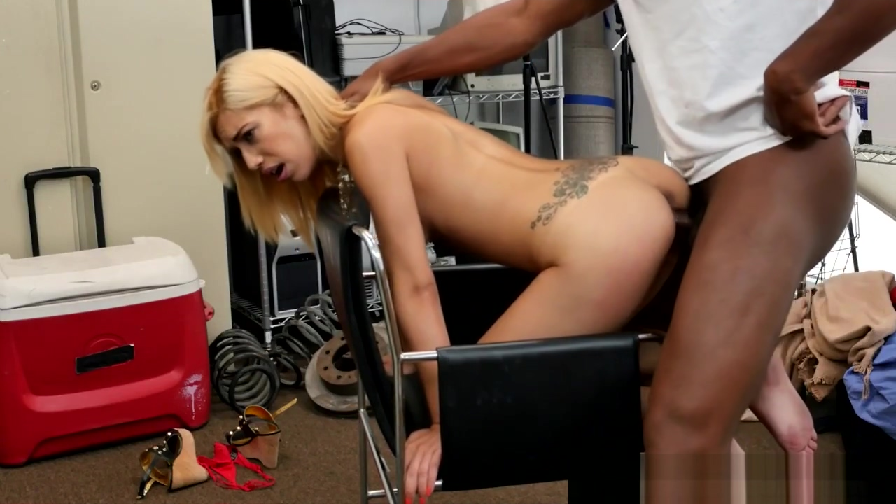 Casting babe doggystyle by massive bbc