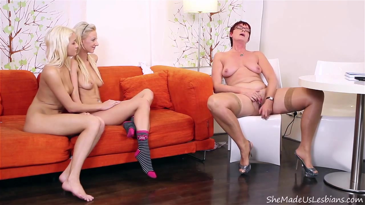 Horne Pussies fucked lesbiian