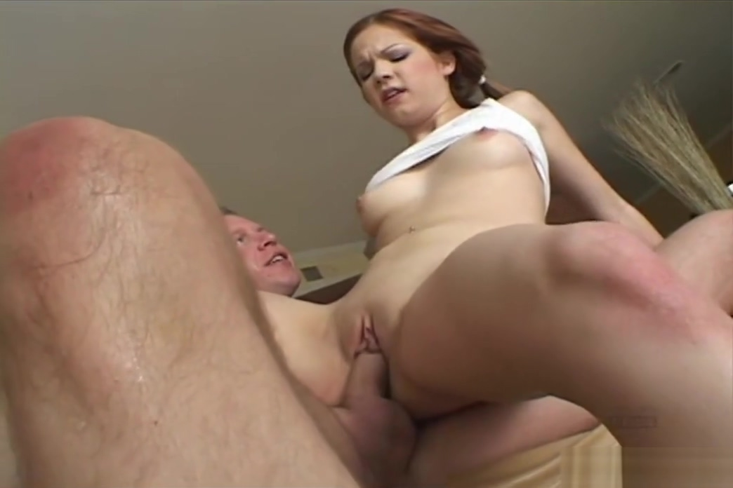 Fabulous porn movie Red Head watch only for you Blonde chick with nice pussy