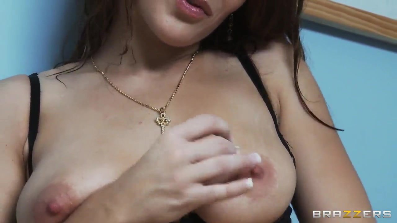 Home Made Sister give brother blowjob