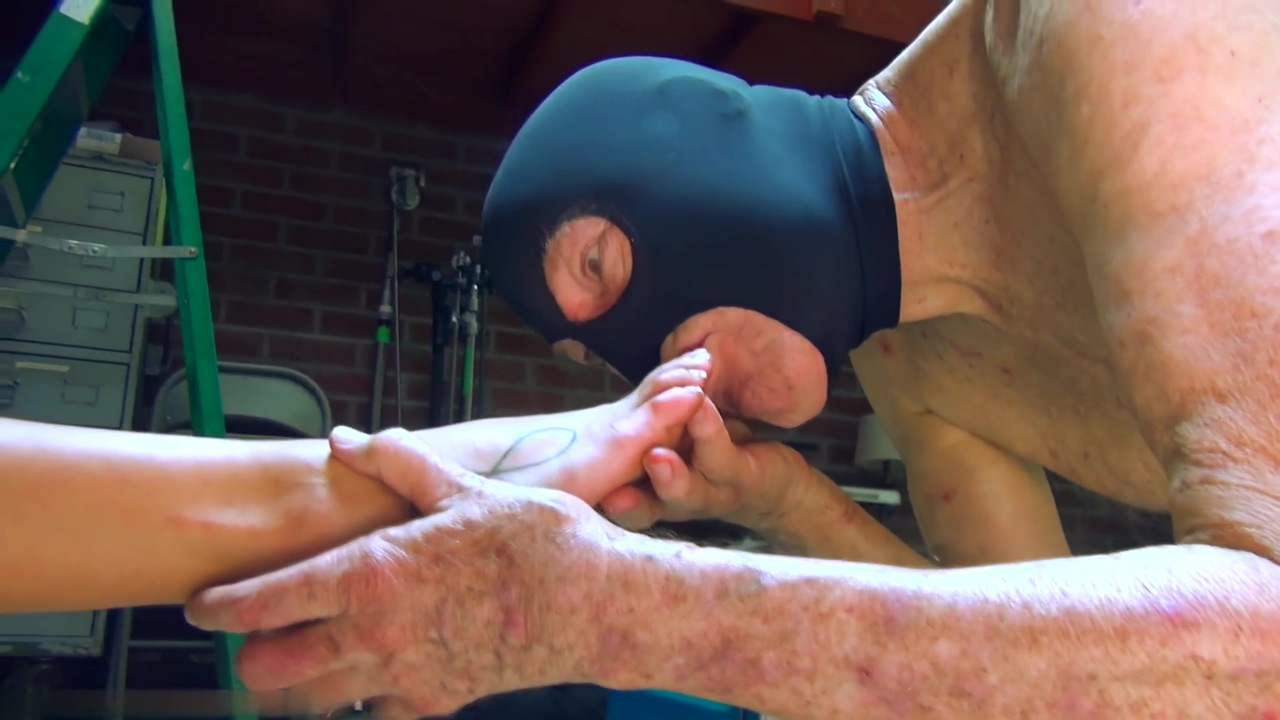 Amazing adult video Foot Fetish hottest watch show