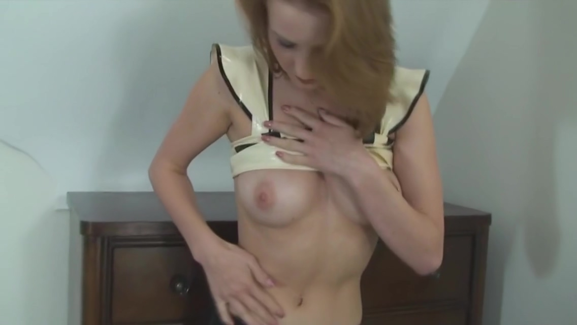 Incredible porn movie Red Head check show Threesome party lesbian
