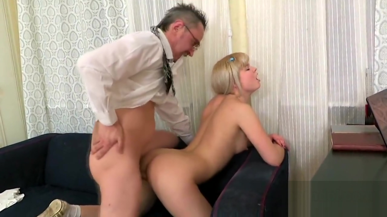 Natural schoolgirl is seduced and pounded by her older mentor big boob girl hot