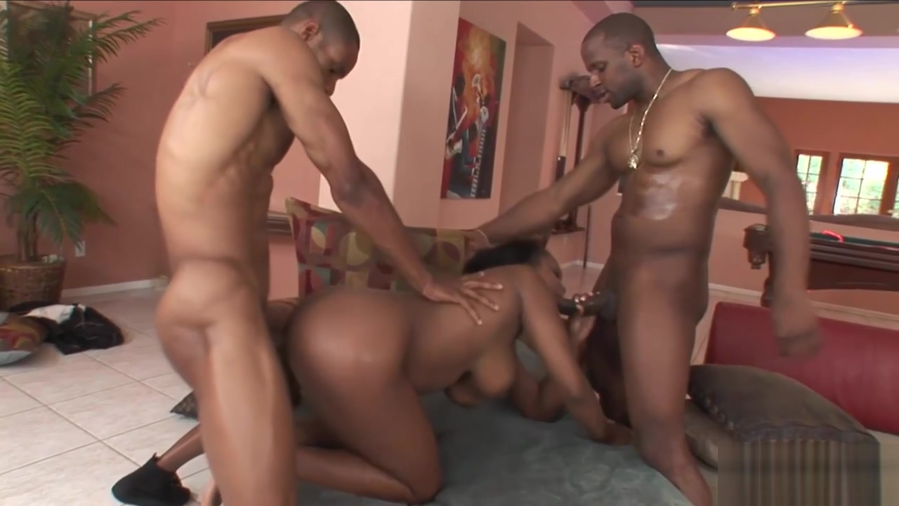 One cock is not enough for a brunette babe wife has husband suck lovers cock