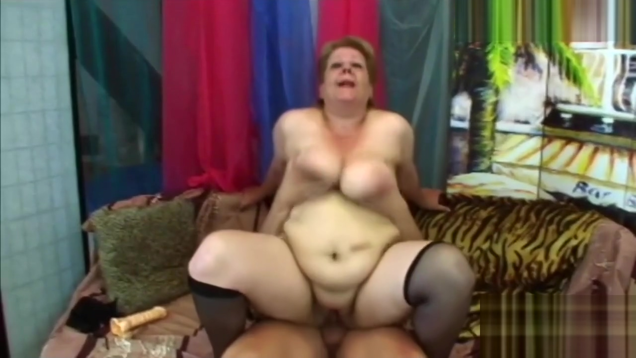 Fat granny with saggy tits got smashed by a bodybuilder Hot big tit milf pics