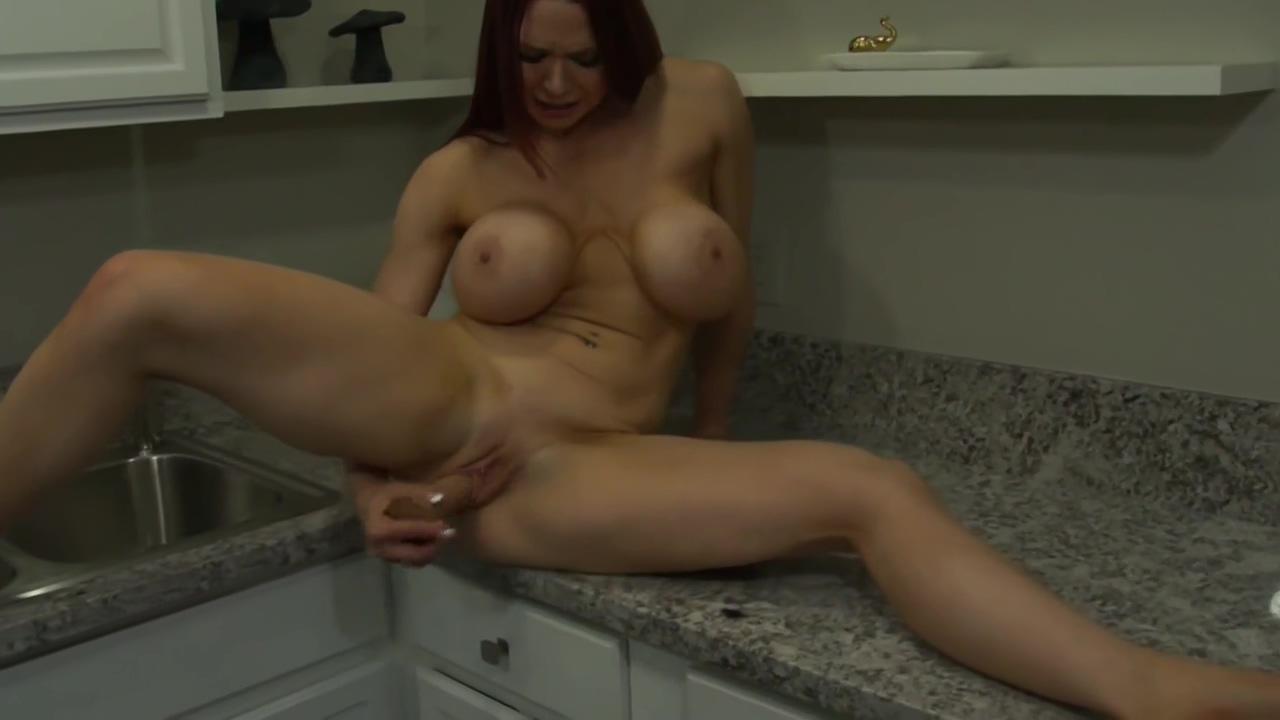 Fucking Big Titty Wifey in the Kitchen private teacher porn video