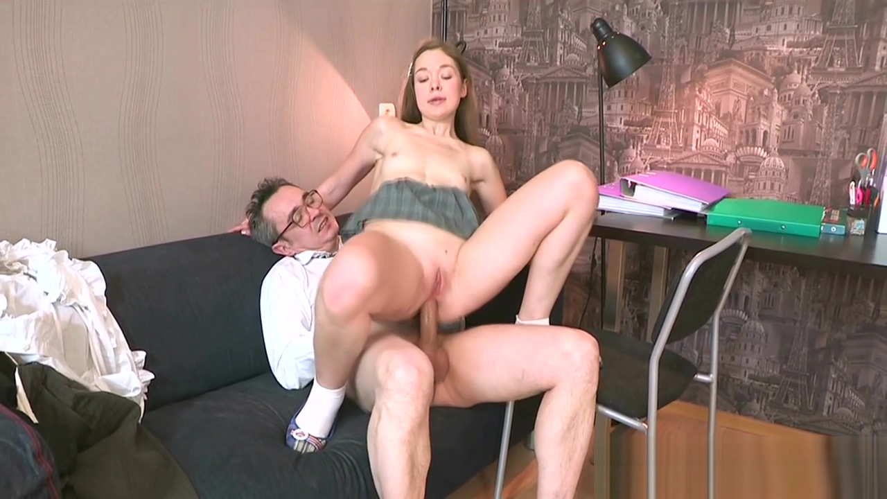 Sensual tutoring with teacher Chubby cute off stripping woman