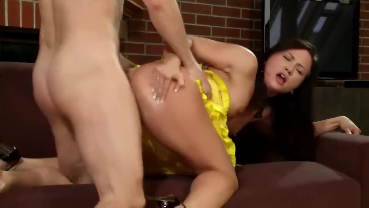 Fabulous porn movie Anal & Ass hot only here Brazilian bikini wax pain