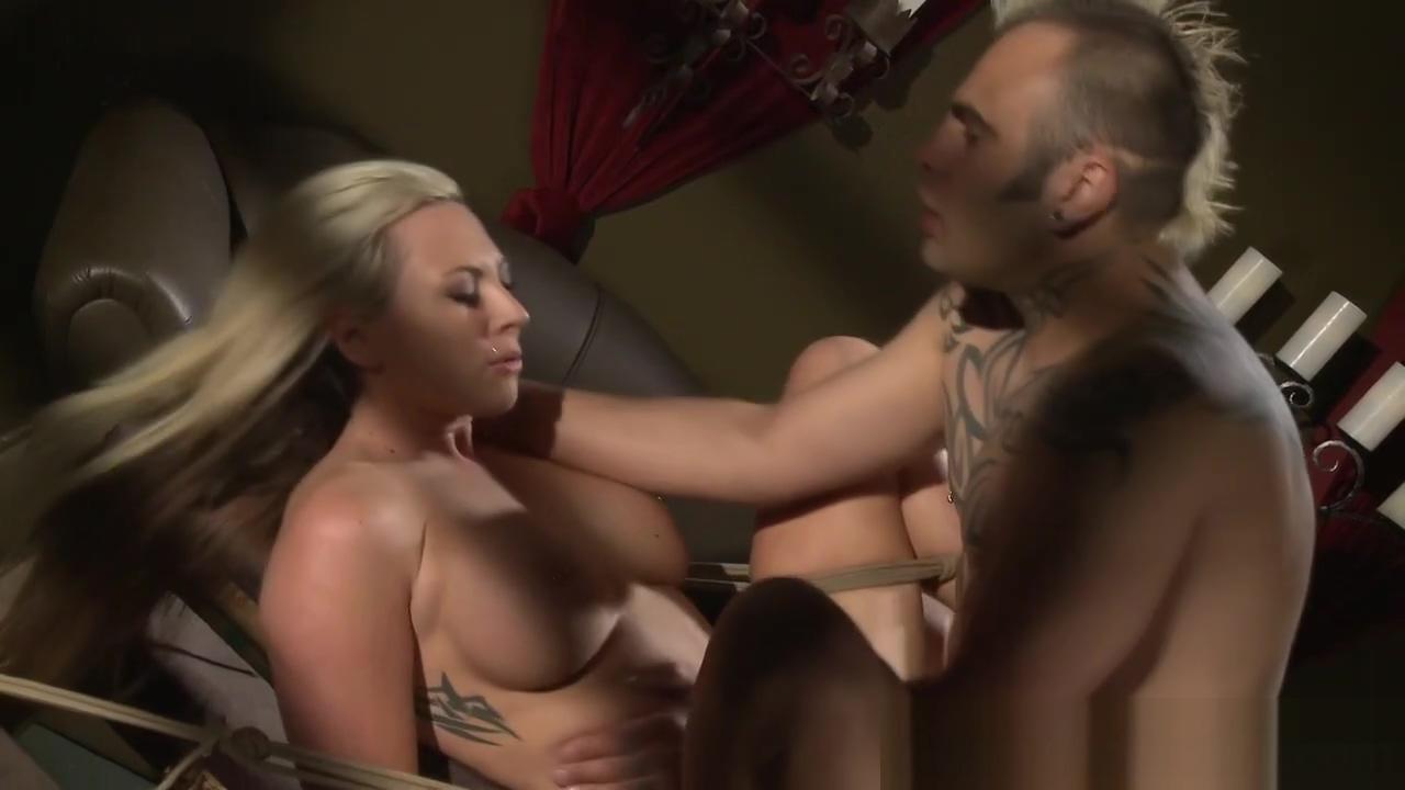 Fetish babe gets spanked